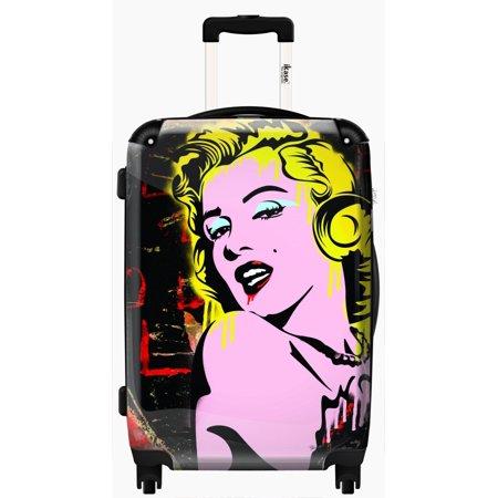 iKase Suitcase Marilyn Monroe Celebrities 4 - Check-in - 24