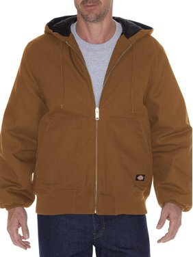 a2e89265f30f3 Product Image Dickies Big   Tall Men s Rigid Duck Hooded Jacket