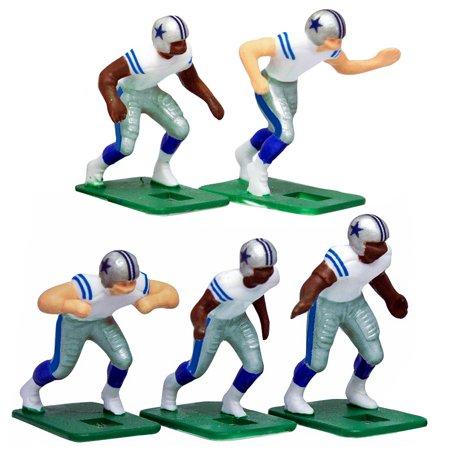 Dallas Cowboys White Uniform Action Figures Set - No (Mcfarlane Dallas Cowboys Sports Action Figure)