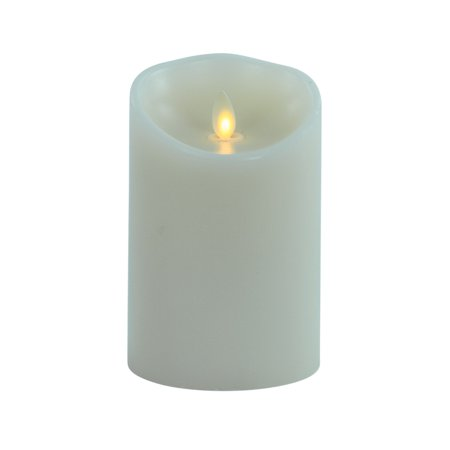 Gki Bethlehem Lighting Luminara Wax Candle 3 5 By 7 Inch