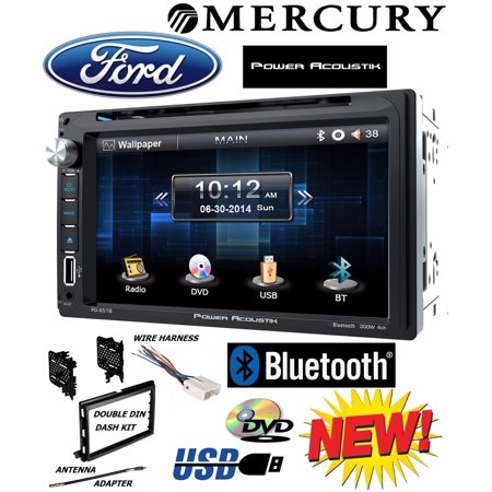 2005-2015 FORD F250/350/450/550 TOUCHSCREEN CD DVD USB AUX BLUETOOTH CAR Stereo (Bluetooth Dvd Cd Car Stereo)