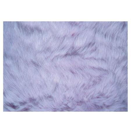 Fun Rugs Flokati Lavender 39