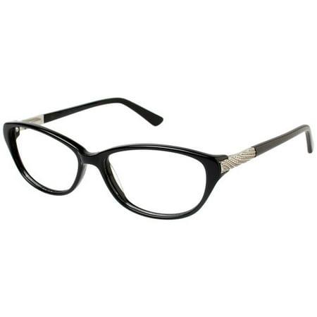 christie brinkley womens eyeglass frames black - Walmart Vision Center Eyeglass Frames