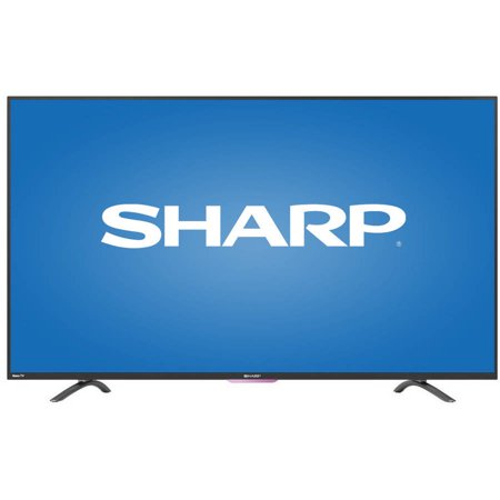 "Refurbished Sharp Roku 50"" Class - Full HD, Smart, LED TV - 1080p, 60Hz (LC-50N4000U)"