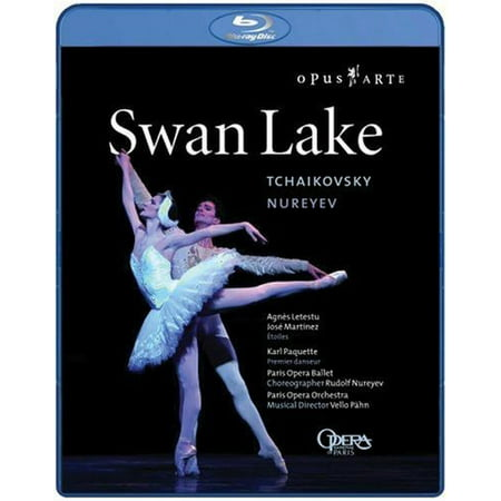 Swan Lake (Blu-ray) (Best Swan Lake Performance)