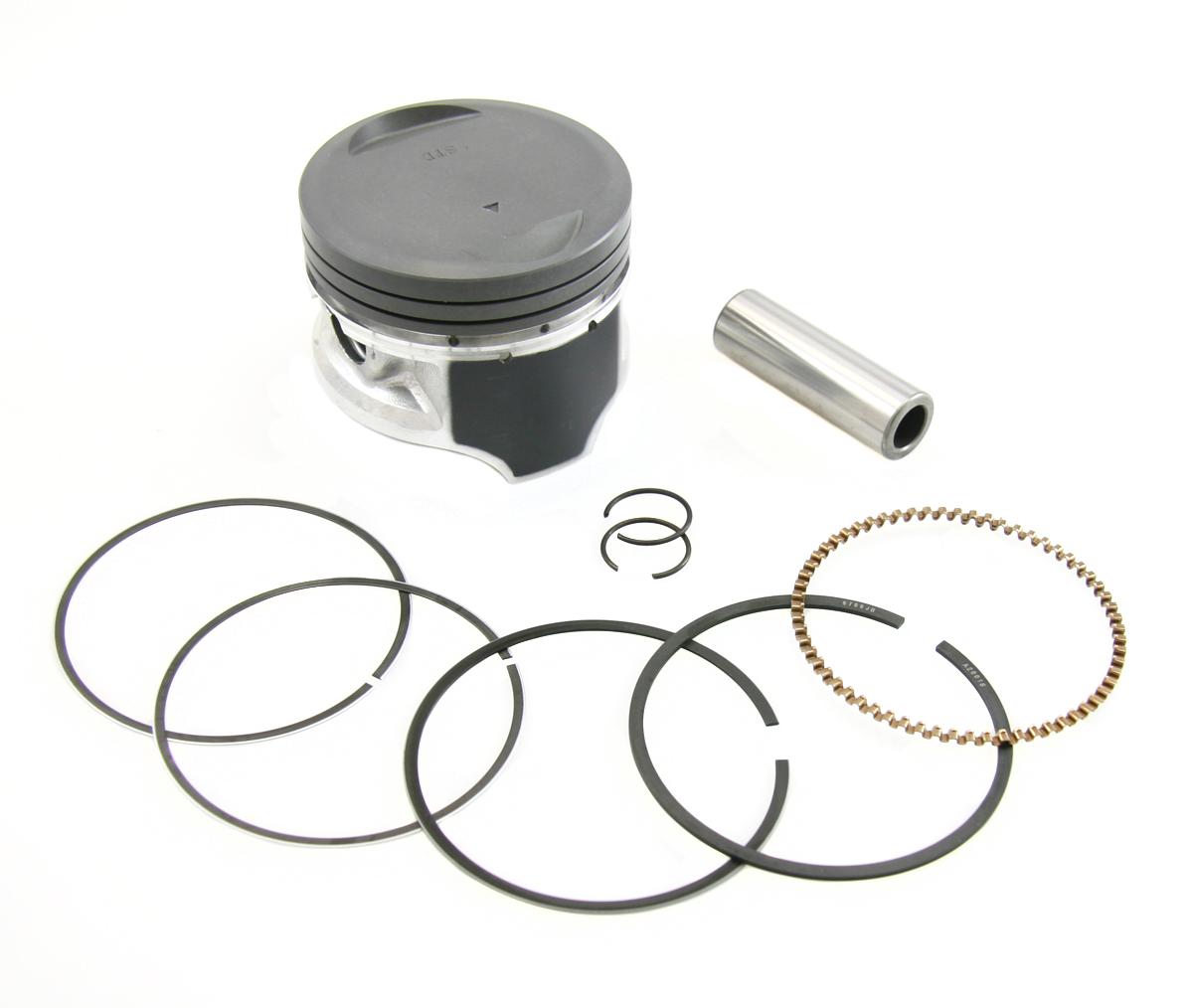 Namura Technologies NA-20001 Piston Kit Standard Bore 66.97mm