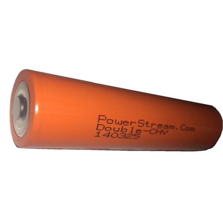 POWERSTREAM SUPERCELL DOUBLE C LITHIUM BATTERY FOR DIGITRAK, DITCH WITCH, AND VERMEER LOCATORS