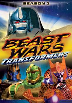 Beast Wars: Transformers Season 1 (DVD) by Shout! Factory