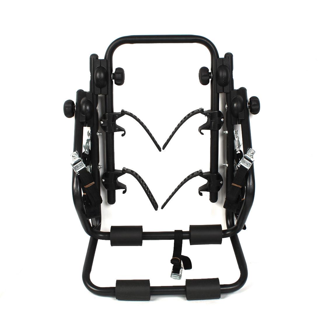Mountain Bike Bicycle Car Rear Rack Carrier Holder Black