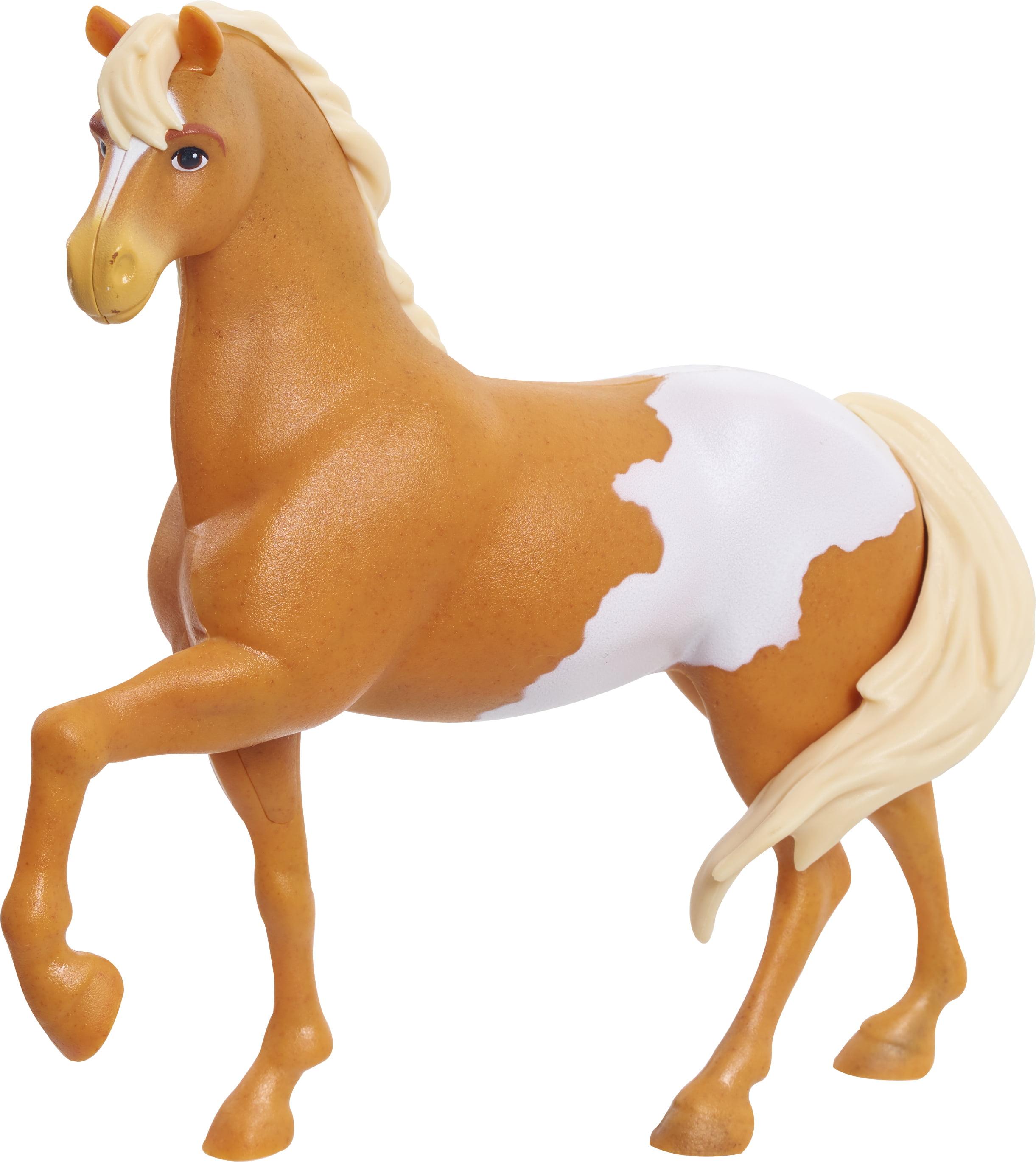 Dreamworks Spirit Riding Free 7 Collector Horse Queso Walmart Com Walmart Com