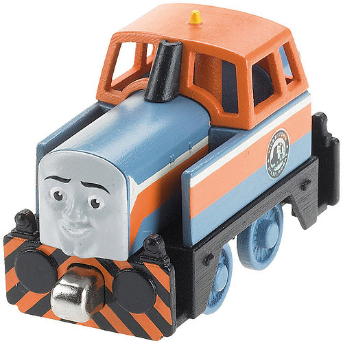 Fisher-Price Thomas & Friends Take-n-Play Small Die-Cast Den Engine