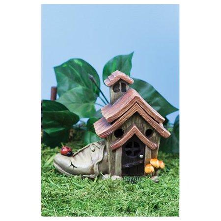 August Grove Crosstown Shoe Fairy Garden - Walmart.com