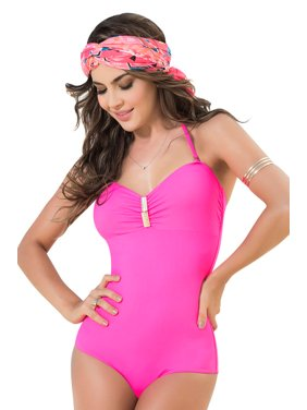 9d02fbc01f Brown Womens Swimwear - Walmart.com