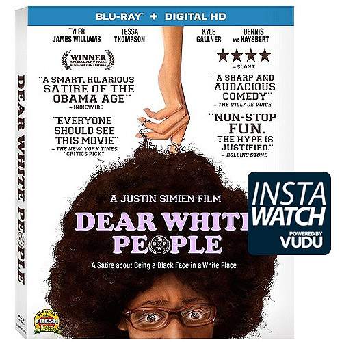 Dear White People (Blu-ray) (With INSTAWATCH)