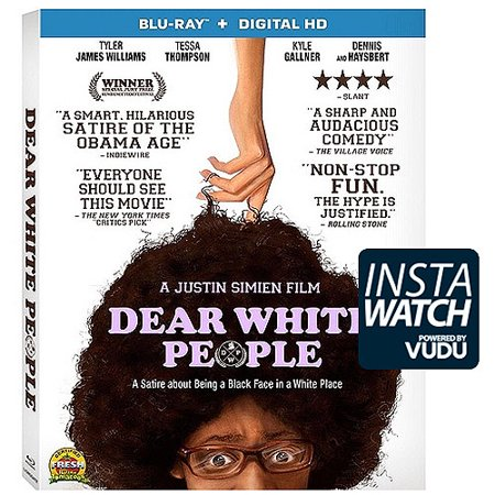 Dear White People  Blu Ray   With Instawatch