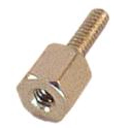 """IEC DMPOST-2-56 """"DM Post Screw Hardware with 2-56 Tail,  Sold as Each, order two for each Miniature connector"""""""