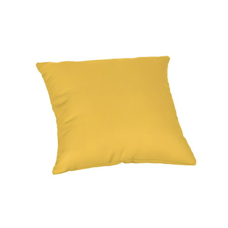 Sunbrella Square 20 in. Outdoor Throw Pillow - Spectrum