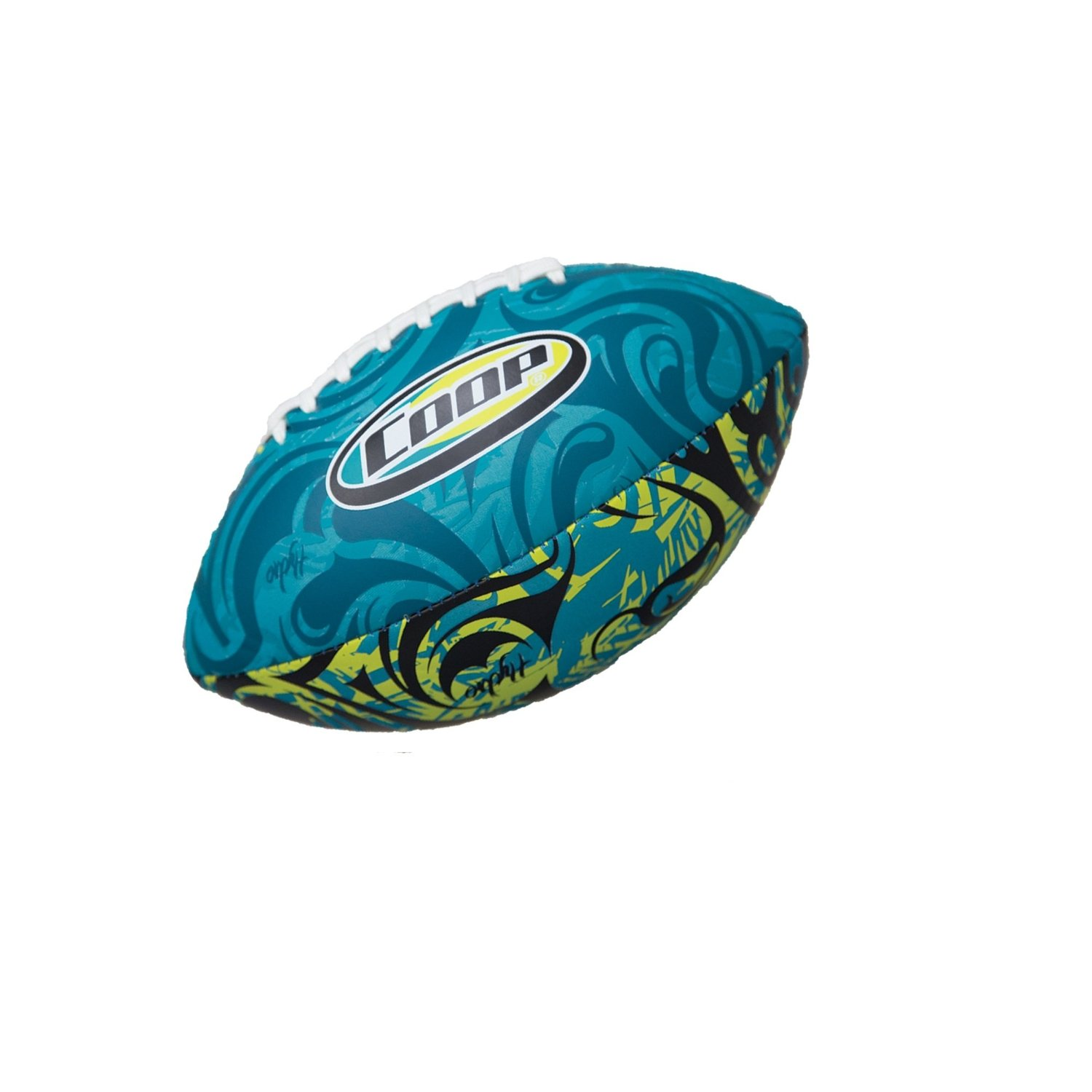 Click here to buy COOP Hydro Football Waterproof Football for Beach or Pools Aqua.