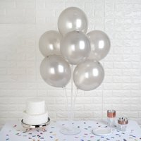 """Efavormart 25pcs 12"""" Metallic Latex Balloons Round Balloons for Wedding Event Decorations Birthday Party Graduation  Party Supplies"""