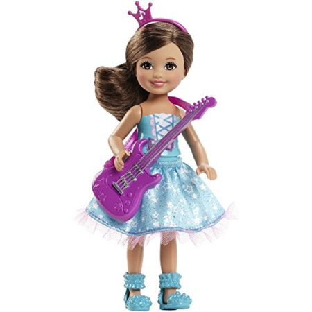 Barbie in Rock â N Royals Purple Pop Star Chelsea Doll