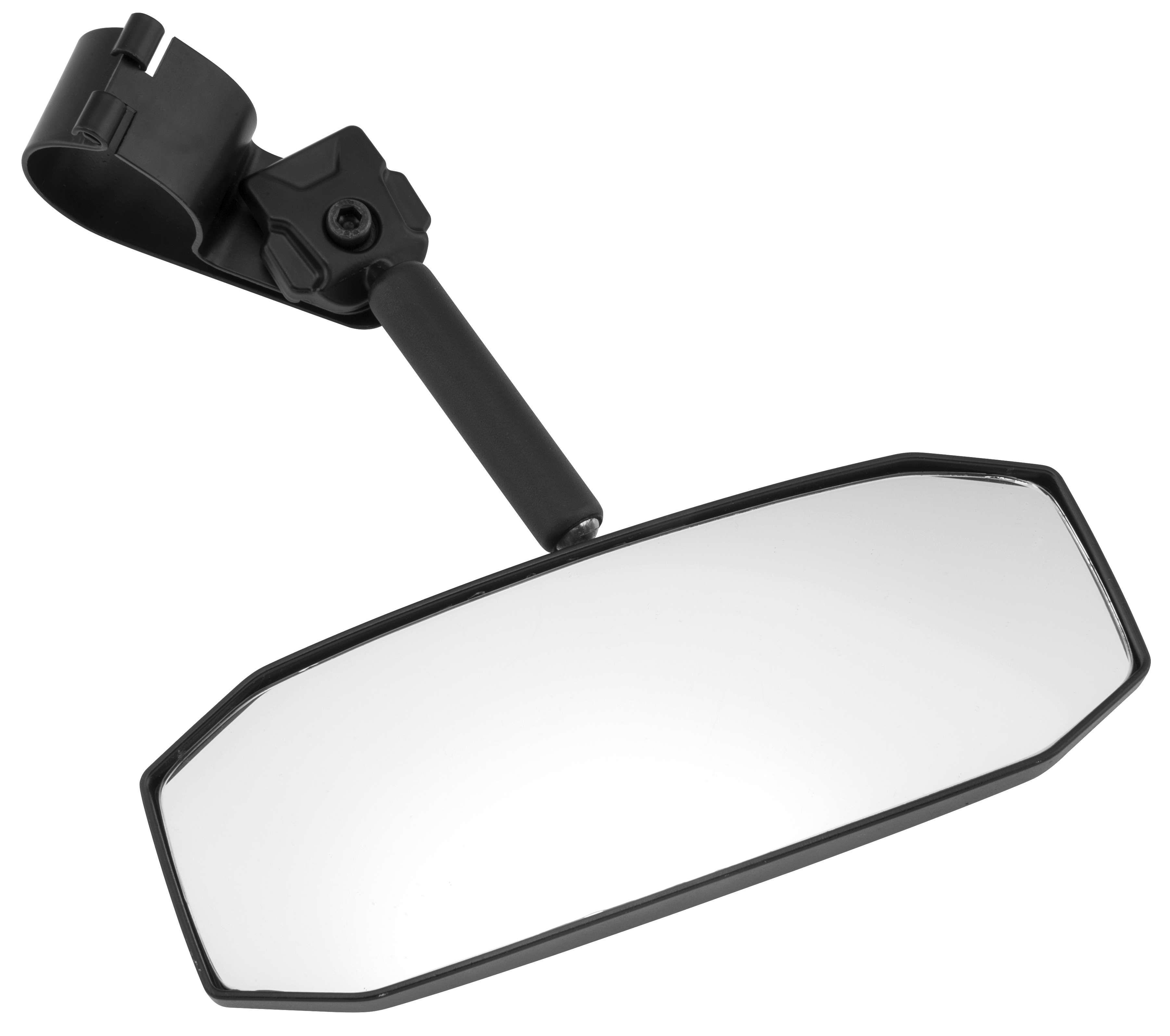 QuadBoss 18054T Rear View Mirror Polaris Pro Fit by QuadBoss