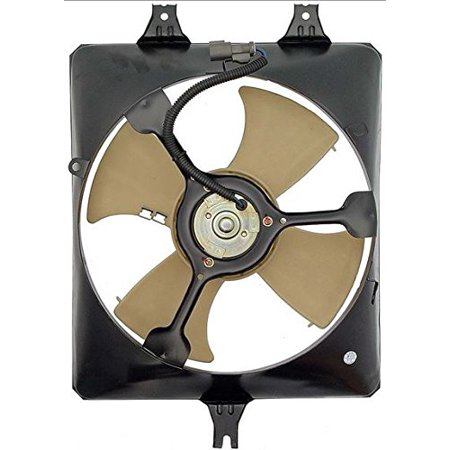 A-C Condenser Fan Assembly - Pacific Best Inc For/Fit HO3113109 98-02 Honda Accord Sedan/Coupe