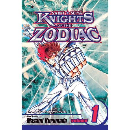 Knights of the Zodiac (Saint Seiya), Vol. 1 - eBook Aphrodite Saint Seiya