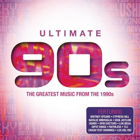 Ultimate 90S (CD) - Halloween Songs Of The 90s