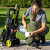 Sun Joe SPX2598-MAX 2000 PSI Electric Pressure Washer with Foam Cannon