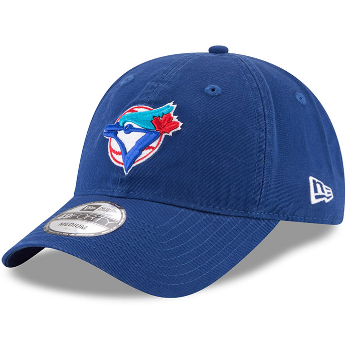 Toronto Blue Jays New Era Cooperstown Collection Core 49FORTY Fitted Hat - Royal