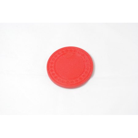 Poker Chips Lot of 50 Solid Color Red Las Vegas Casino Gambling 8g Heavy Duty (Solid Chips Matte)