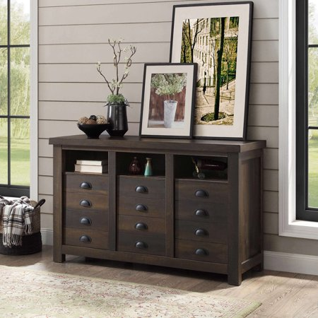 Multiple Finishes Better Homes And Gardens Granary Modern Farmhouse Printers TV Cabinet