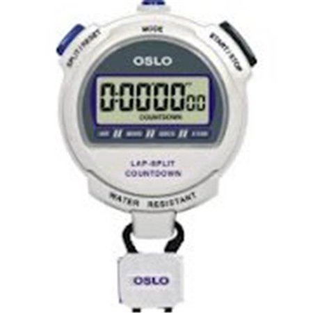 Robic Watches ROB87917 SC-717W 100 Lap Dual Memory Stopwatch