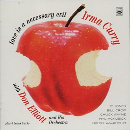 Irma Curry - Love Is a Necessary Evil [CD]