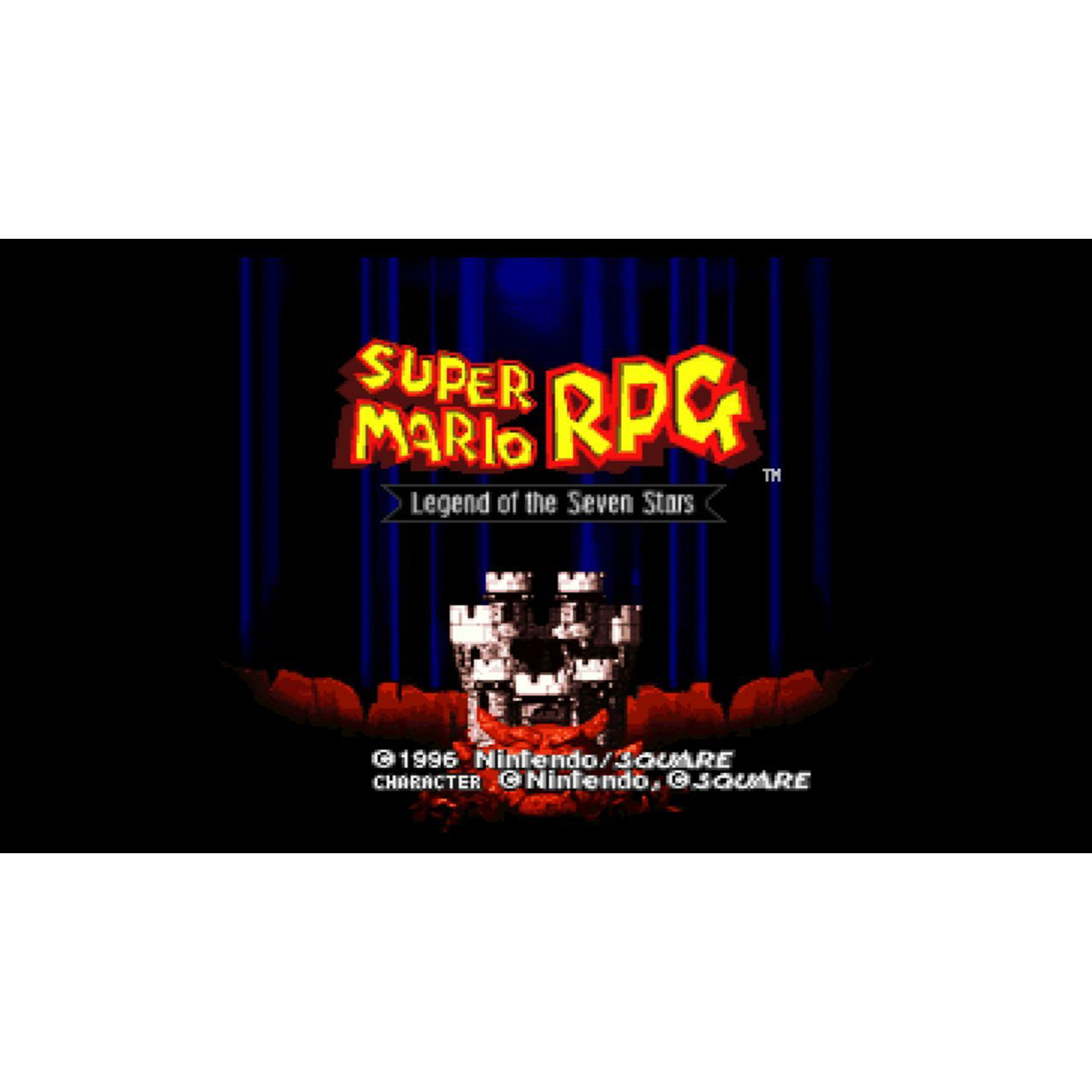 Super Mario RPG: Legend of the Seven Stars, Nintendo, WIIU, [Digital Download], 0004549666163