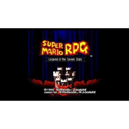 Super Mario RPG: Legend of the Seven Stars, Nintendo, WIIU, [Digital Download], 0004549666163