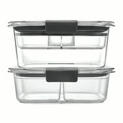 Rubbermaid Brilliance On-the-Go Food Storage Set