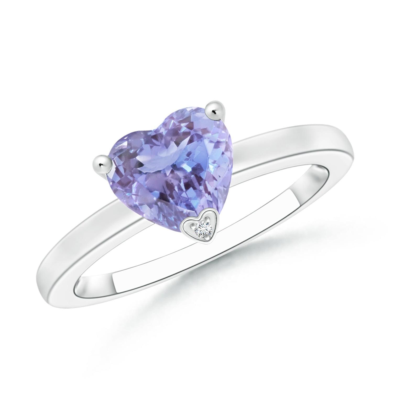 December 12 Tanzanite: December Birthstone Ring