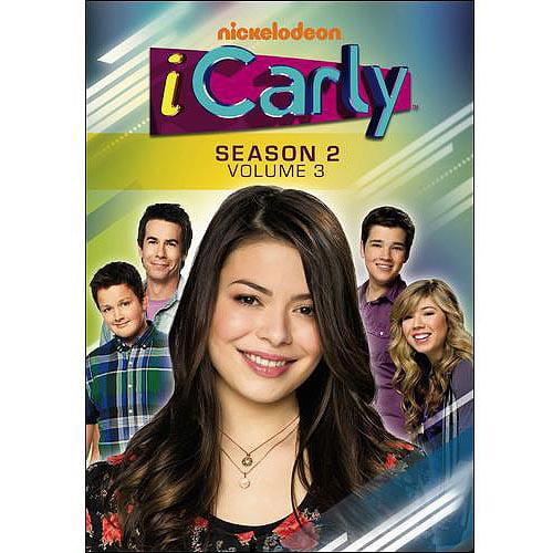 iCarly: Season 2, Volume 3 (Full Frame)