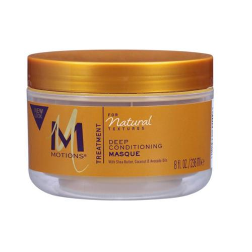 Motions Naturally You Deep Conditioning Masque, 8 oz (Pack of 2)