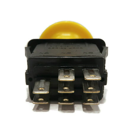 Lawn Tractor Pto - Genuine OEM PTO SWITCH fits Simplicity ZT2561 ZT2561F ZT2761F Lawn Mower Tractor by The ROP Shop