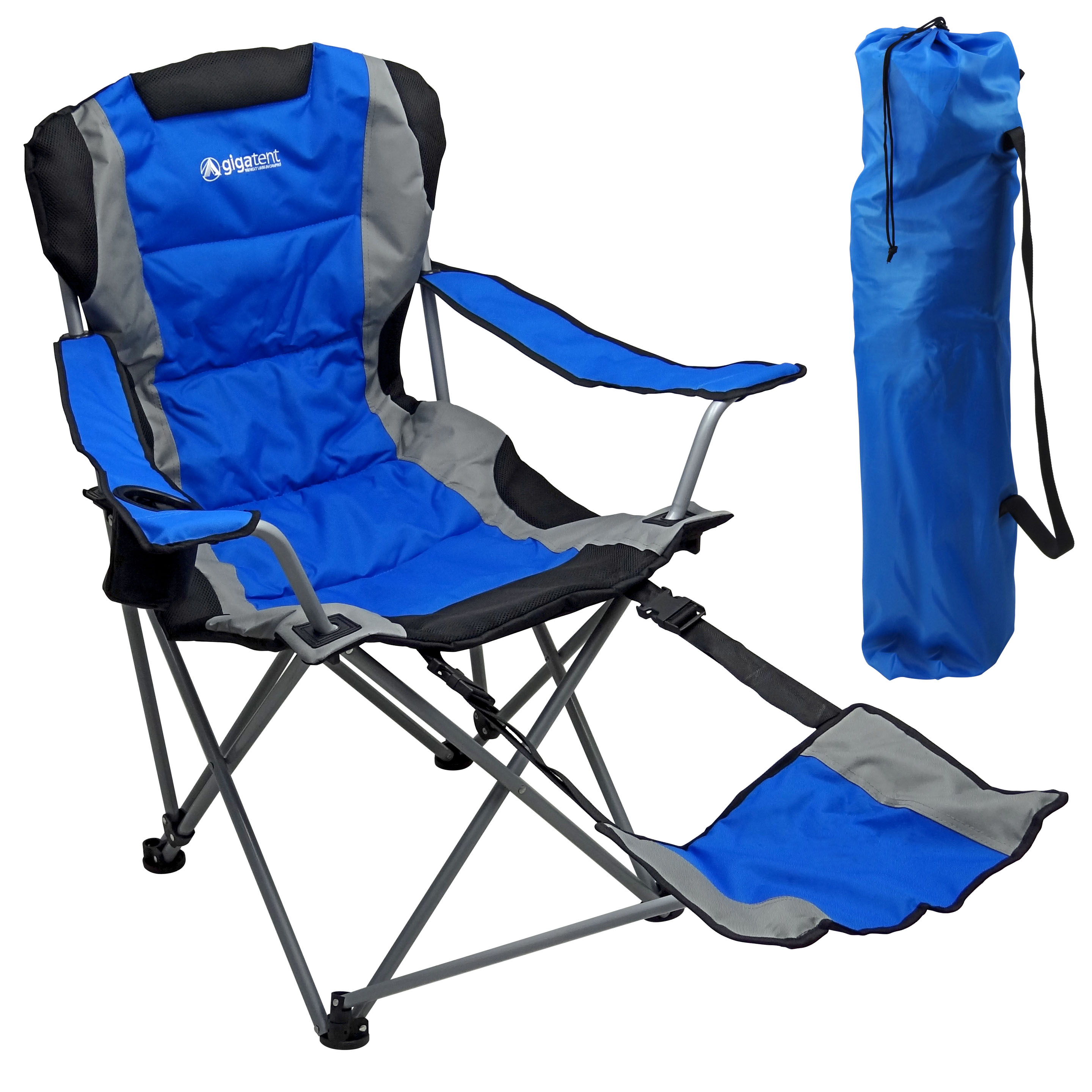 Delicieux GigaTent Folding Camping Chair With Footrest