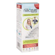 Nasopure Nasal Wash Personal Relif kit Buffered Salt Packets, 20 Ea
