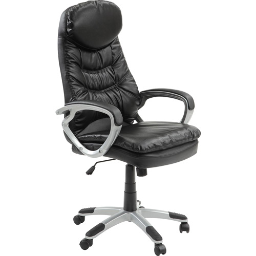 Innovex Imperium Bonded Leather Office Chair, Mutliple Colors