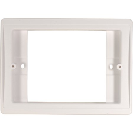 M&S Systems Retrofit Frame and Finish-Out for Door Speaker