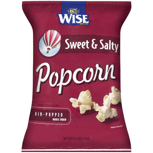Wise Sweet & Salty Popcorn, 6.5 oz
