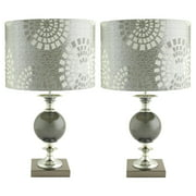 Aspire Home Accents Jessa Table Lamp - Set of 2