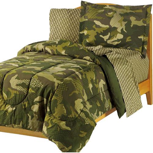 My Room Geo Camo Bed in a Bag