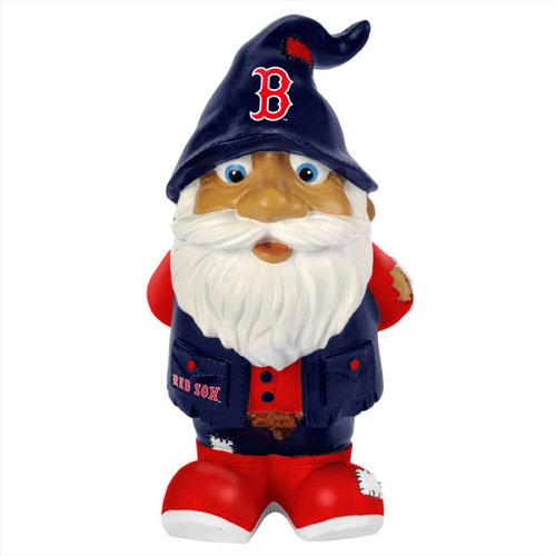 """Boston Red Sox Garden Gnome - 8"""" Stumpy"""