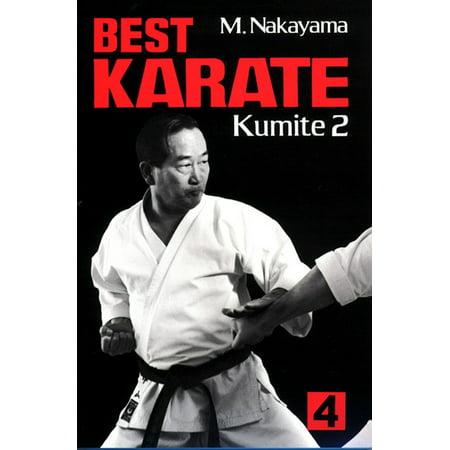 Best Karate, Vol.4 : Kumite 2